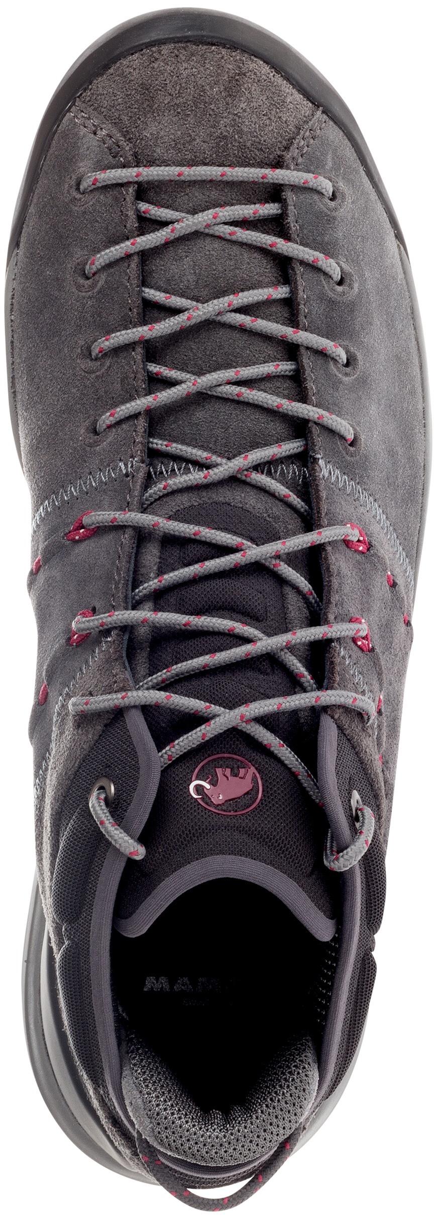 2a567943c3a3c3 Mammut Hueco Mid GTX Shoes Women grey at Addnature.co.uk